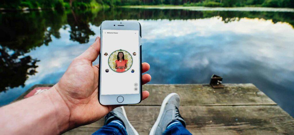 video conferencing app